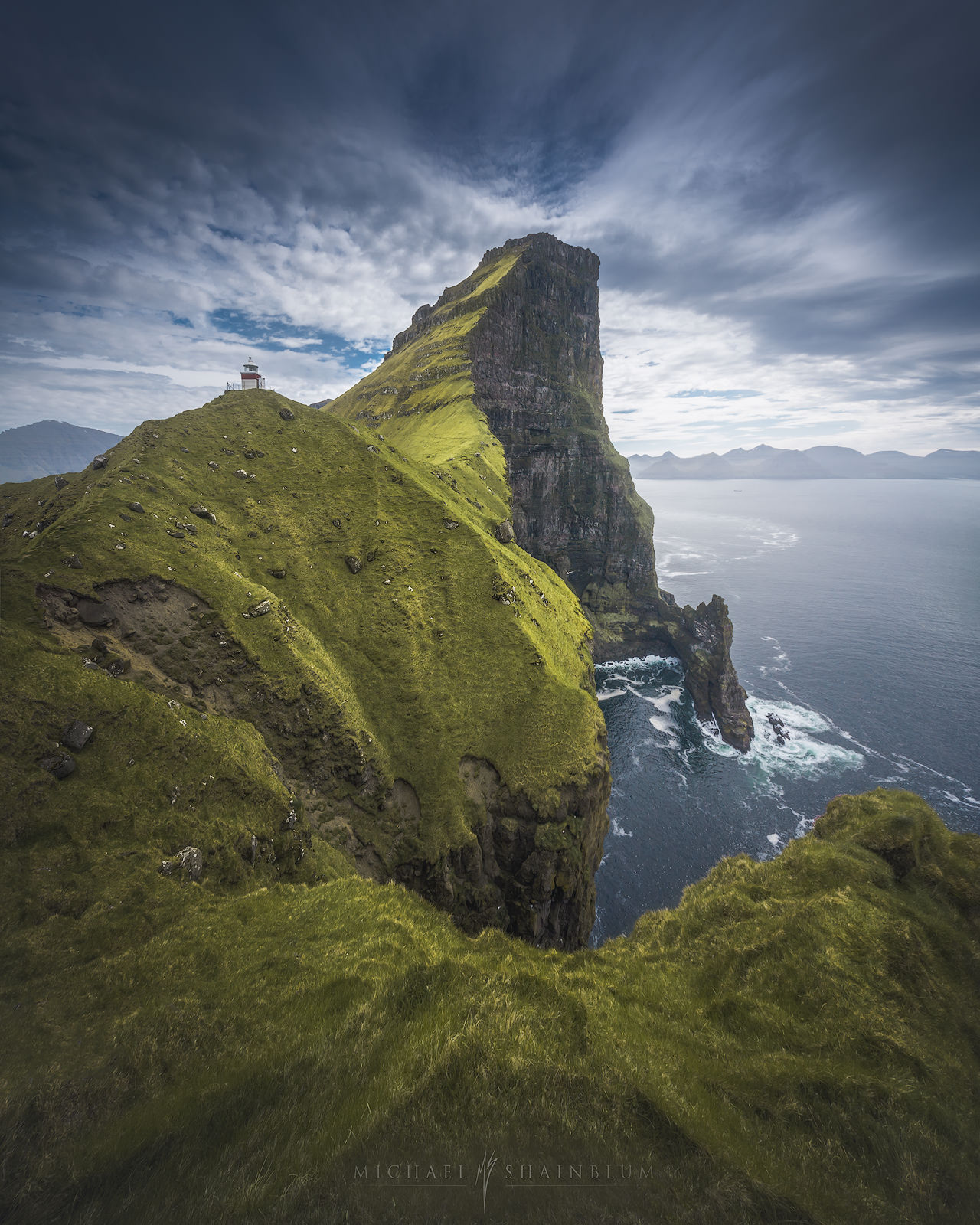 Faroe Islands Landscape Photography Kalsoy