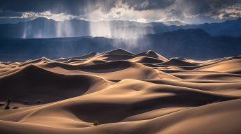 death valley landscape photography - sand dune photography